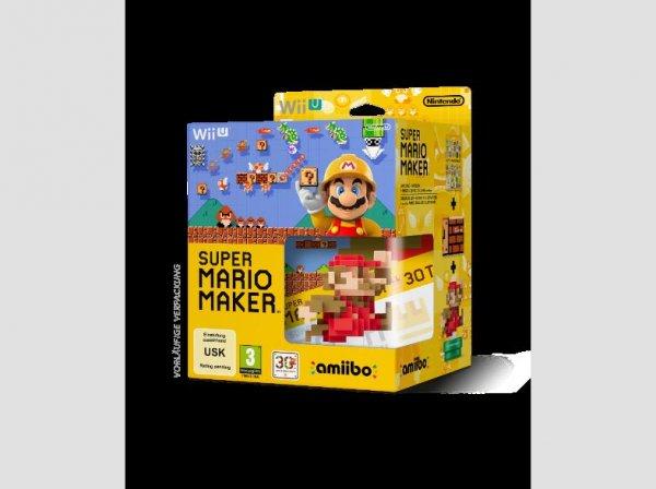 Mediamarkt.de - Super Mario Maker inkl. Amiibo Limited Edition - für 49.99€!!! Jetzt vorbestellen!!!