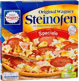 [lokal] Wagner Steinofen-Pizza - versch. Sorten @ Kaufland Trier