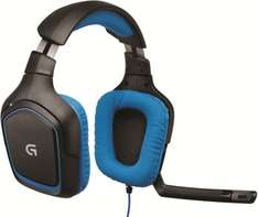 Gaming Headset Logitech G430
