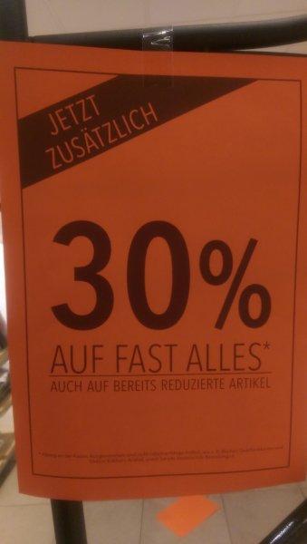 [Lokal Leverkusen] 30% auf alles bei Strauß