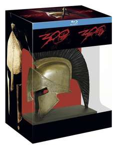 300 Ultimate Collector's Edition (2 Blu-ray + Blu-ray 3D) inkl. Sparta Helm für 37,13€ @Amazon.it