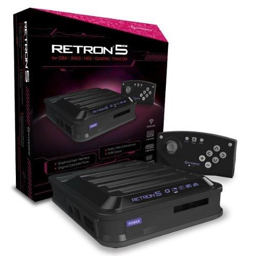 Hyperkin RetroN 5 Retro Video Gaming System (amazon marketplace)