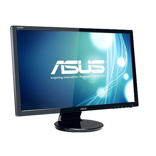 """ASUS 24"""" FullHD-LED-Monitor """"VE248H"""" (HDMI, DVI, VGA) für 119,90 €, versandkostenfrei bei @ZackZack"""