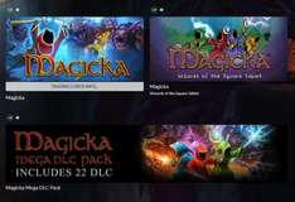 Magicka Mega Bundle @ Indiegala (Steam)