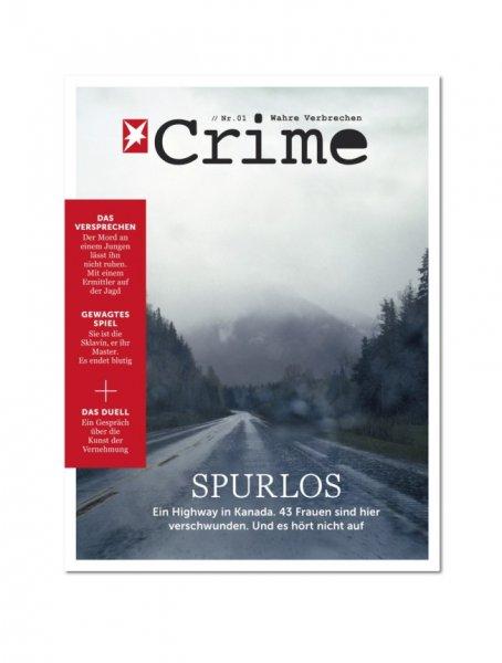 Stern Crime - Gratis Ausgabe