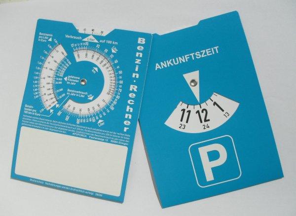[eBay] einfache Parkscheibe für 1,44€