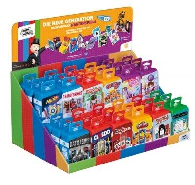 [KAUFLAND] ASS Shuffel Kartenspiele versch. Sorten nur 3,99€ (Monopoly Deal/Monopoly Disney Deal/Transformers/Trivial Pursuit/Cars usw.) || Idealo: 5,99€-7,65€