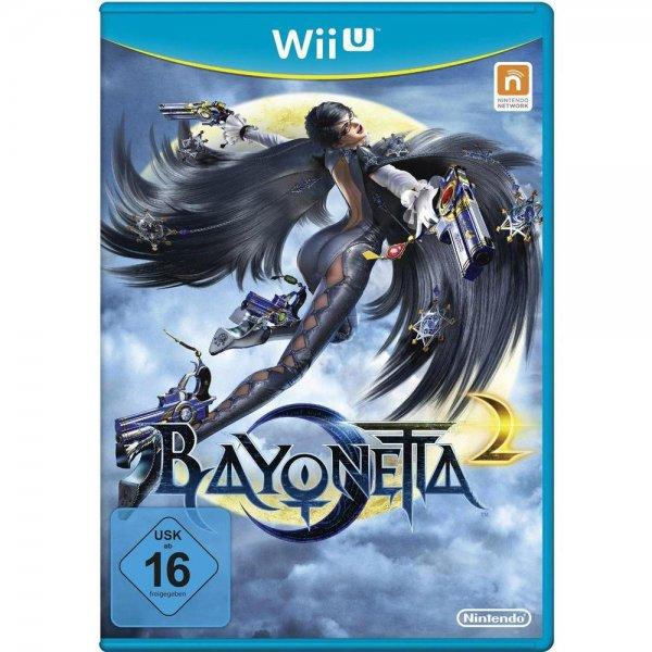 Bayonetta 2 (Wii U) für 21,56€ @conrad.de bei Zahlung mit SÜ