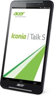 [Amazon Blitzangebot] Acer Iconia Talk 2 blau für 189€