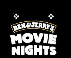 Ben & Jerry Movie Nights Tour - Gratis Kino + Eiscreme