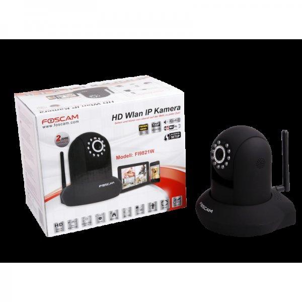 Foscam-Shop: 20 % Rabatt auf IP-Kameras FI9826W, FI9831W und FI9821W.