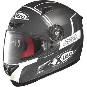 [Louis Motorrad ] X-LITE X-802R RUSH Matt Resposten  Größe XXL