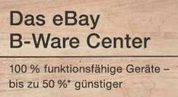eBay - B-Ware Center