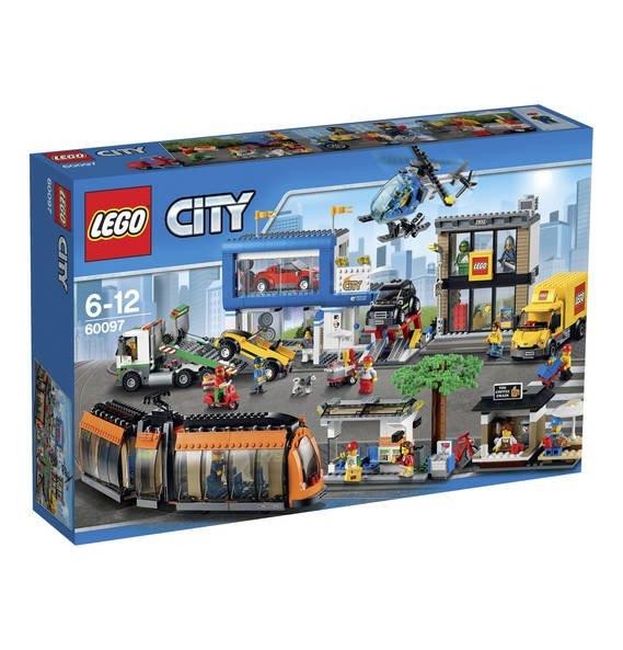 LEGO® City Stadtzentrum (60097) für 139,99€ @Galeria Kaufhof