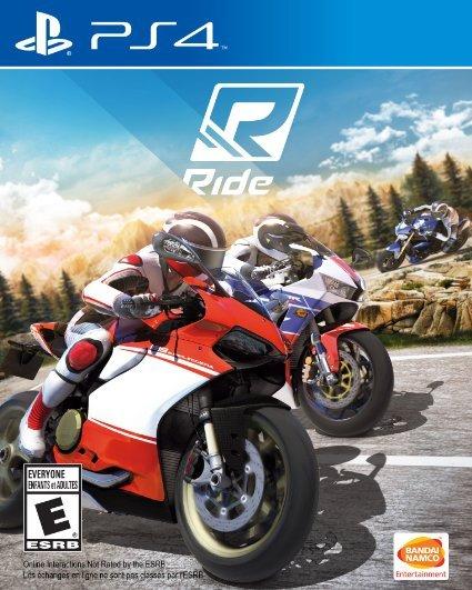 Amazon de Ride PS4 für ca. 41 Euro