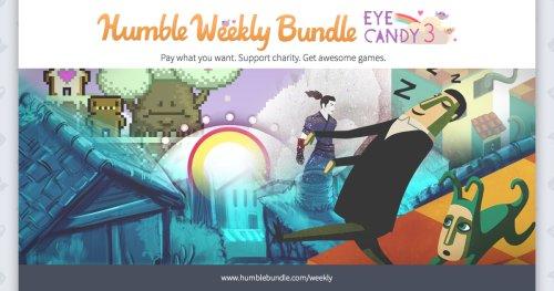 [Steam] Humble Weekly Bundle - Eye Candy 3