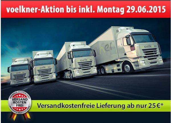(Voelkner) Versandkostenfreie Lieferung ab 25,- EUR (ohne Sofortüberweisung)