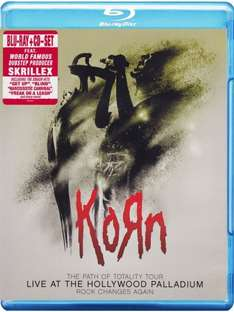 [Blu-ray + CD] Korn – Live at the Hollywood Palladium @ Amazon.de (Prime)