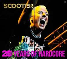 Amazon Prime: Scooter - 20 Years of Hardcore, Doppel-CD
