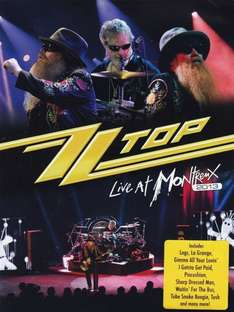 Amazon Prime: ZZ TOP Live at Montreux 2013 DVD