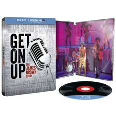 Get on Up - Steelbook [Blu-ray] [Limited Edition] für 9,31€ @zavvi.com