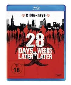 "[Base.com] ""28 days later"" + ""28 weeks later"" (2 Blurays) für 8,97€"