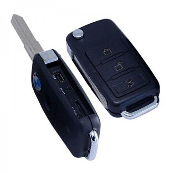 Auto Schlüsselanhänger, kleine Spionagekamera