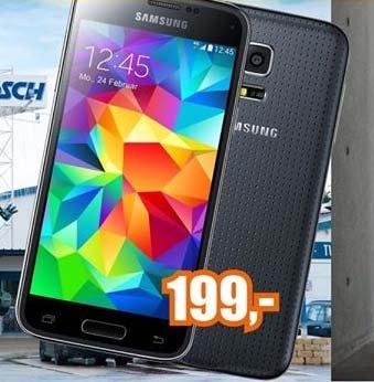 [Lokal - FLÖSCH Lahr/Müllheim] Samsung Galaxy S5 Mini 199€