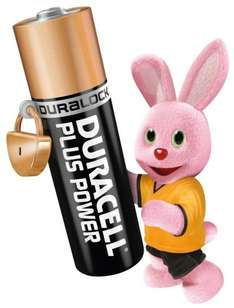 40 x Duracell Plus Power Batterie AA (MN1500/LR06) - Amazon Prime