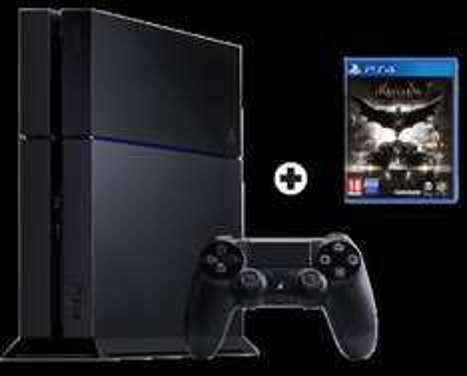 Sony Playstation 4 für 335 Euro 500GB + Batman: Arkham Knight [Lokal Media Markt CH]