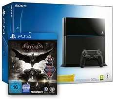 [MediMax] Sony PlayStation 4 + Batman: Arkham Knight ab 27.06. - 03.07.