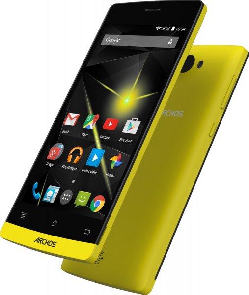 [MediaMarkt] Archos 50 Diamond LTE + Dual-SIM (5'' FHD IPS, Qualcomm Snapdragon 615 Octacore, 2 GB RAM, 16 GB intern, 2700 mAh, Android 5.0) für 229€