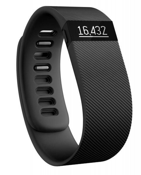 Fitbit Charge Fitness Tracker Armband Small Schwarz für 90,64 € @Amazon.co.uk