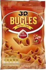 BUGLES / Lays, versch. Sorten für 77 ct! - Edeka, Regional?