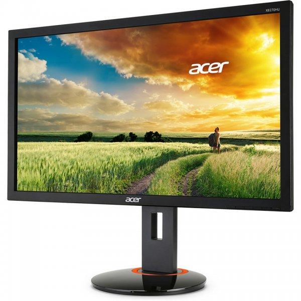 """Acer Predator 28""""-LED Monitor """"XB280HKbprz"""" für 504,94 € statt 607,17 €, Höhe/Neigung verstellbar, 4K UHD, USB 3.0, Pivot, NVIDIA G-Sync™, @ZackZack"""