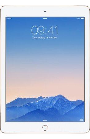 Apple iPad Air 2 16GB WiFi Gold für 392,90€ @Getmobile.de