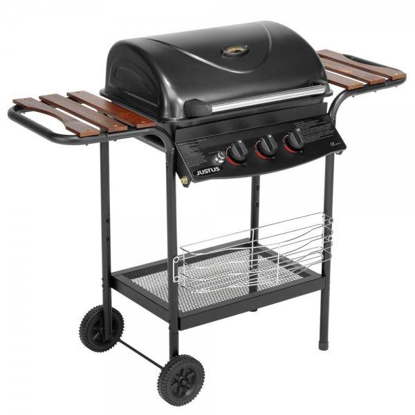 [Ebay] BBQ Gasgrill Grillwagen mit Seitentisch Gas 3 Brenner Grill Pandora