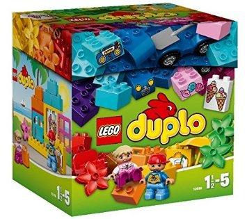 [Real] Duplo - Steinebox - 10618 / Lego 41104 - Friends Popstar Garderobe