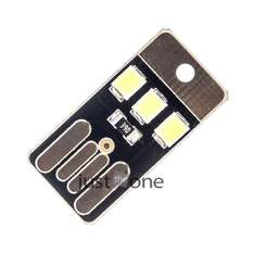 Mini USB-LED 10 Stück [ebay - China]