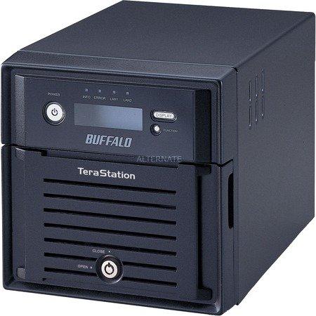 [ZackZack] Buffalo TS-WX2.0TL/R1 Terastation Duo NAS-System 2TB (8,9 cm (3,5 Zoll), LAN)  für 279,-€ Versandkostenfrei