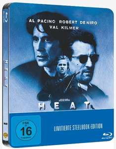 "Heat ""Steelbook Edition"" (Blu-ray) @ebay/Saturn"