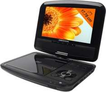 Medion Life P72066 portabler tragbarer DVD-Player, 66,- EUR @ ebay