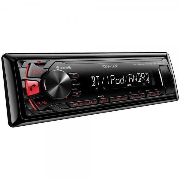 Kenwood KMM-BT35U Autoradio mit Bluetooth, USB, AUX-IN Autoradio + USB-Stick 4 GB Xlyne Wave Schwarz, USB 2.0 inkl. Vsk für 58,50 € > [conrad.de]