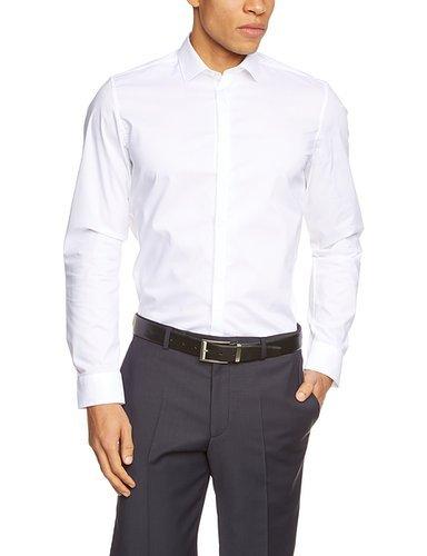 [AMAZON] Seidensticker Herren Slim Fit Businesshemd Weiß UNO SUPER