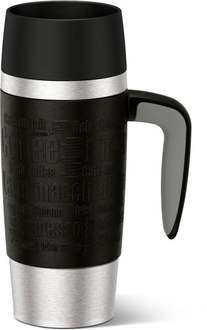 Emsa Travel Mug Handle 0,36 l schwarz für 16,94€ @Amazon.de (Prime)