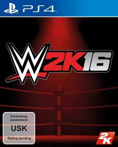 WWE 2K16 PS4 Vorbestellen Amazon.de
