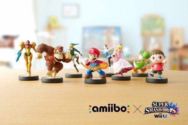 Amazon Prime, Warehousedeals: Samus, Pikachu, Super Mario etc. amiibos