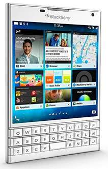 Blackberry Passport weiß bei Amazon.de für 283,61