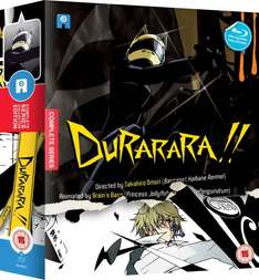 Anime-UK-Import-Megathread - Durarara, Cowboy Bebop, Space Dandy und mehr (BD/DVD)