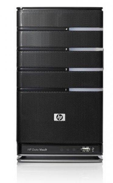 [ITniedermeier] HP Storage Works X510 NAS mit 4 Bays *Ohne HDD*